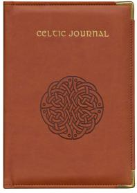 Celtic Journal Tan